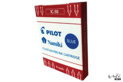 Pilot IC-50 Ink Cartridges - Blue