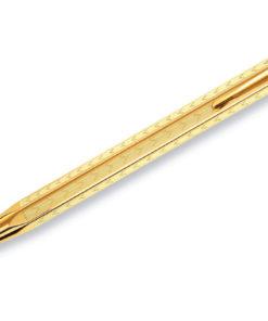 Caran D'Ache Ecridor Mechanical Pencil - Chevron Gilded