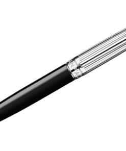 Caran D'Ache Leman Mechanical Pencil 0.7mm - Bicolor Black