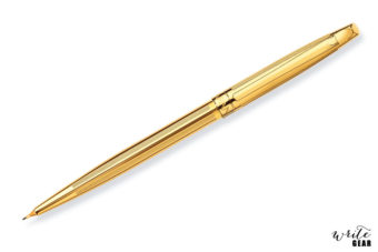 Caran D'Ache Madison 2 Mechanical Pencil 0.7mm - Cisele Gold Plated