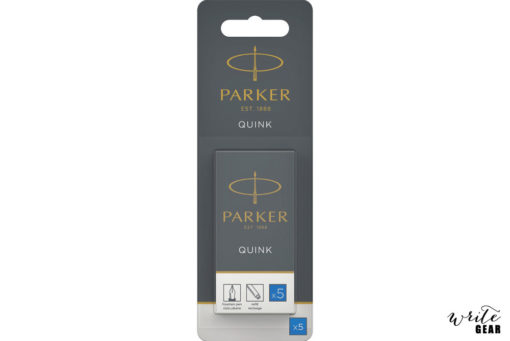 Parker Blue Ink Carts
