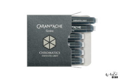 Caran d'Ache Infinite Grey Ink Cartridegs