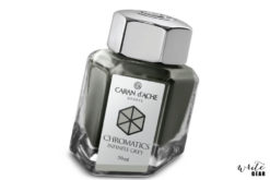 Caran d'Ache Infinite Grey Ink CartridegsCaran d'Ache Infinite Grey Ink Bottle