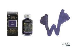 Diamine Shimmertastic Fountain Pen Ink Bottle - Arabian Nights
