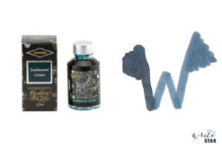 Diamine Shimmertastic Fountain Pen Ink Bottle - Enchanted Ocean