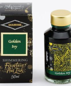 Golden Ivy Shimmer ink