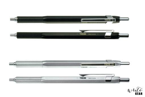 TWSBI Precision Ballpoint Pen 1.0mm - Silver