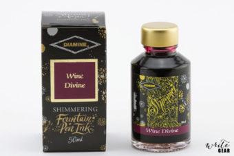 Wine Divine Shimmer Ink