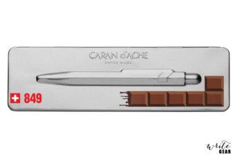 Caran d'Ache - Chocolate Ballpoint Pen