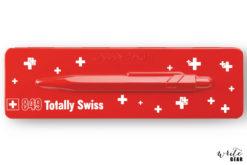 Caran d'Ache Totally Swiss Ballpoint Pen