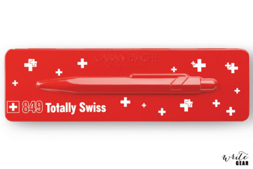Caran d'Ache Totally Swiss Ballpoint Pen