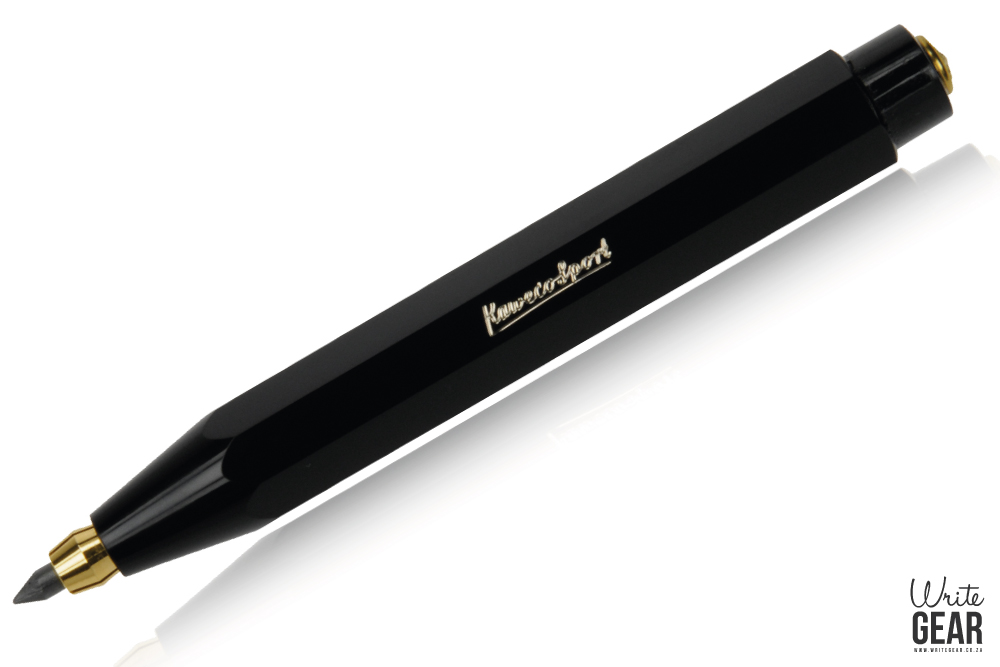 Kaweco Classic Clutch Pencil 3.2mm – Black