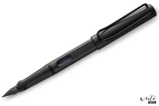 Lamy Safari Fountain Pen - All Black