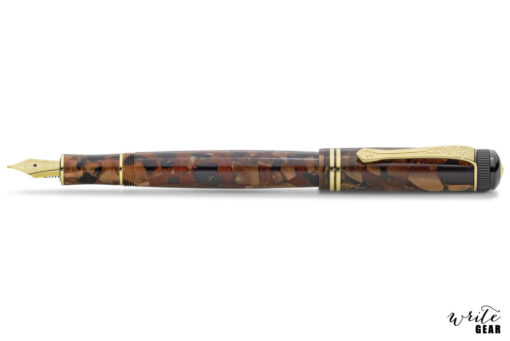 Kaweco Limited Edition DIA2 FP - Amber
