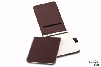 Offlines Leather Pad - Veg. Tanned Brown, Small