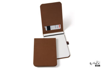 Offlines Leather Pad - Cognac, Small