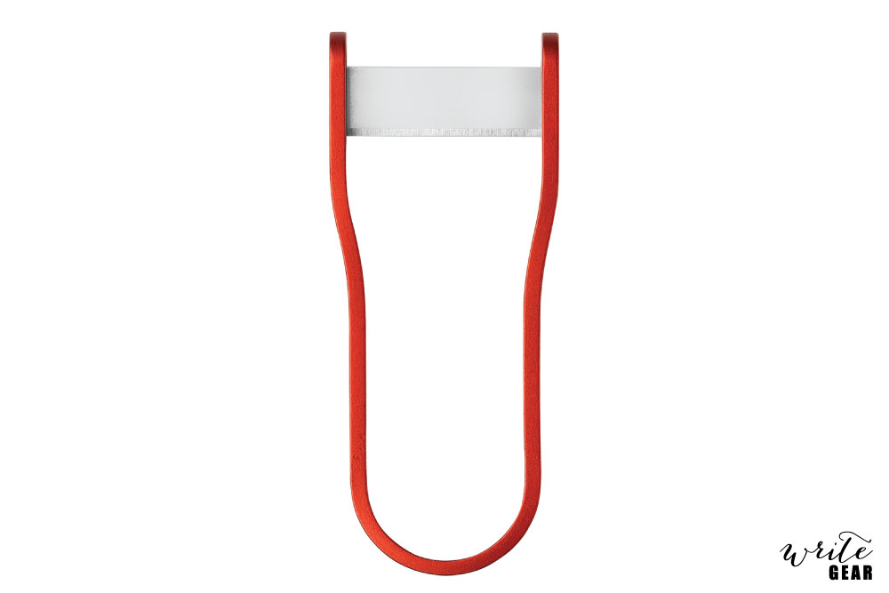 Caran d'Ache Pencil Peeler - Red