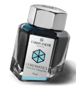 CDA Hypnotic Turquoise Ink Bottle