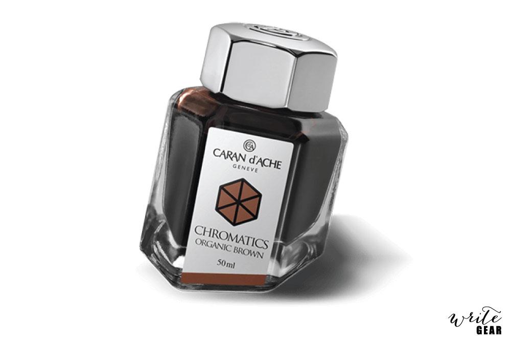 CDA Organic Brown Ink Bottle