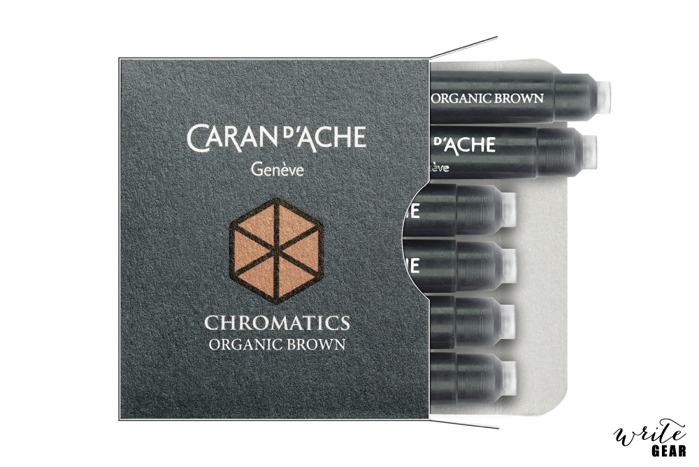Organic Brown ink Carts