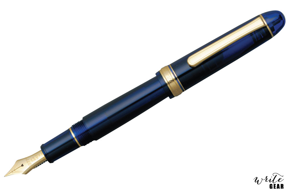 Platinum Fountain Pen - Chartres Blue