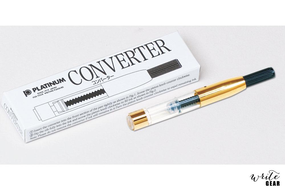 Platinum Converter - Gold