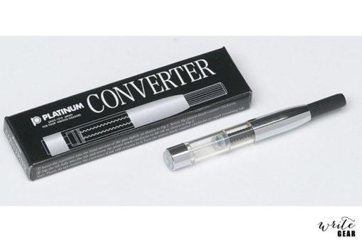 Platinum Converter - Silver