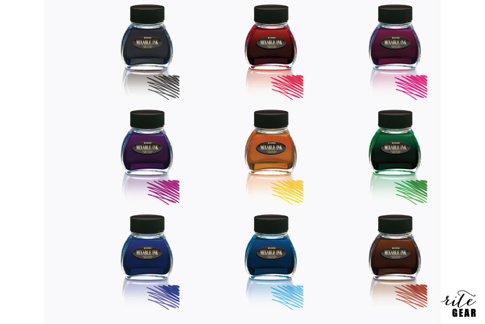 Mixable Ink