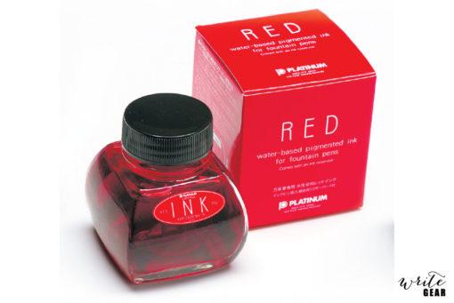 Platinum Pigment Ink - Red