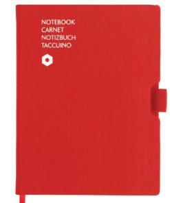 Caran d'Ache Notebooks Office A5 - Red