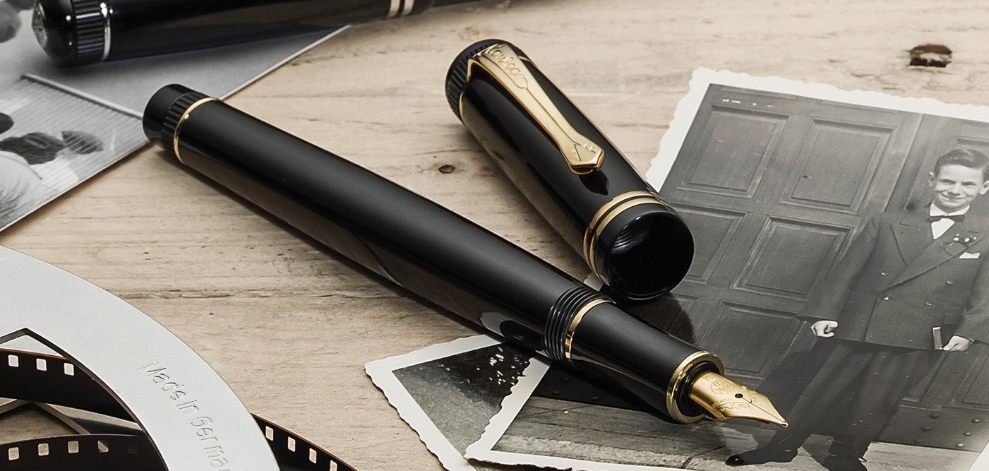 Kaweco Dia 2 Gold Trim Fountain Pen