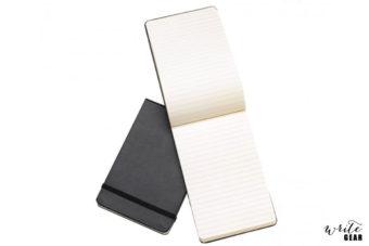Moleskine Classic Reporter Notebook Black, Soft Cover - Ruled