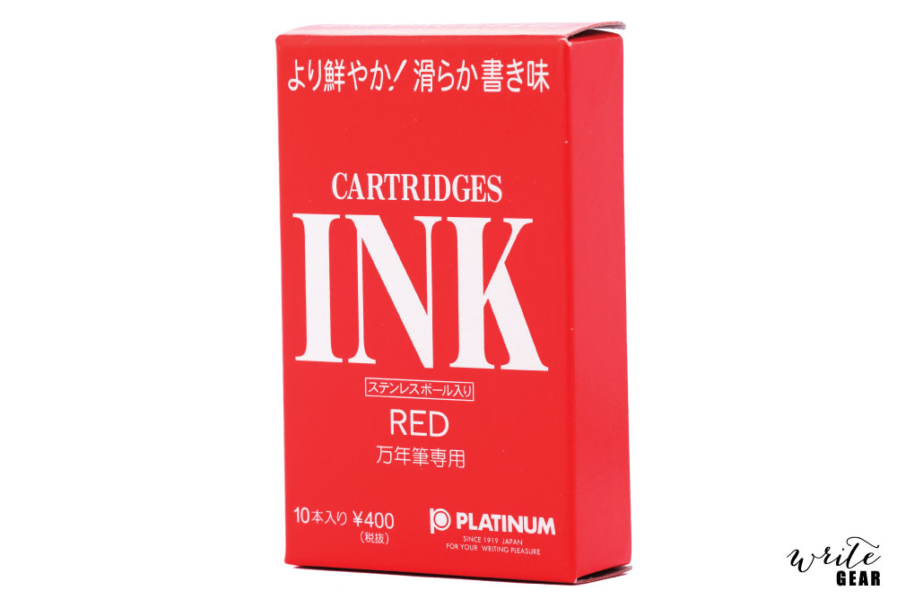 Platinum Ink Cartridges