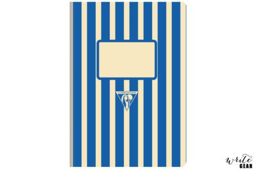 Stapled - Blue
