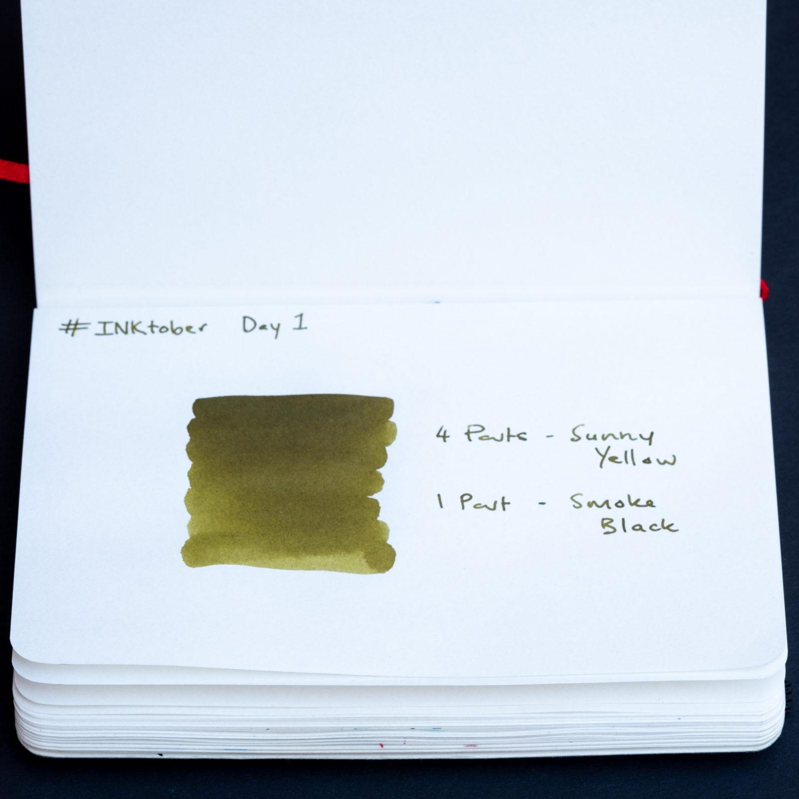 Ink Recipe 1