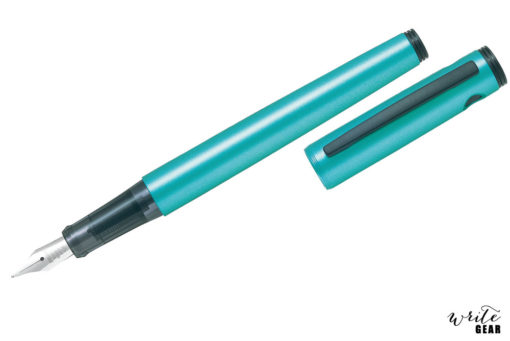 Explorer Fountain Pen - Metallic Blue