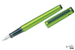 Pilot Explorer Fountain Pen - Metallic Lime Green