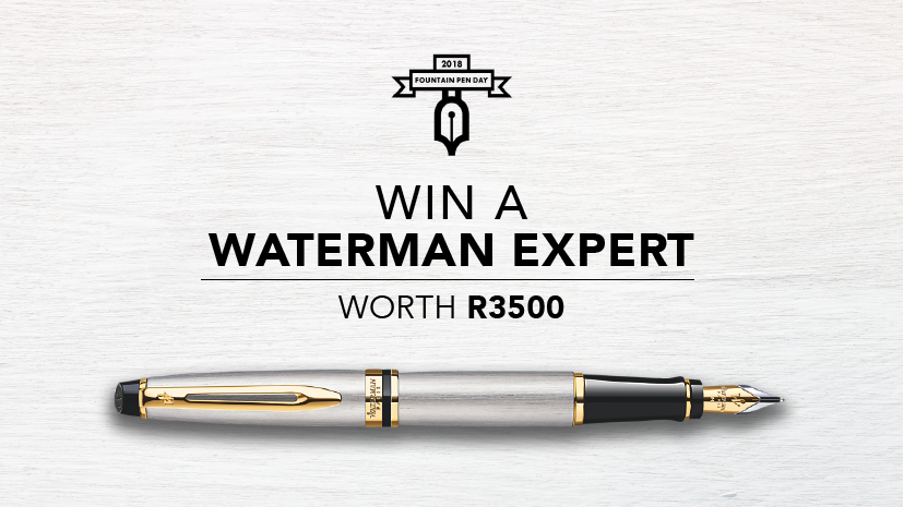 Win A Waterman Fountain Pen
