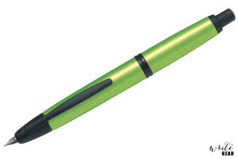 Pilot Capless Fountain Pen - Green