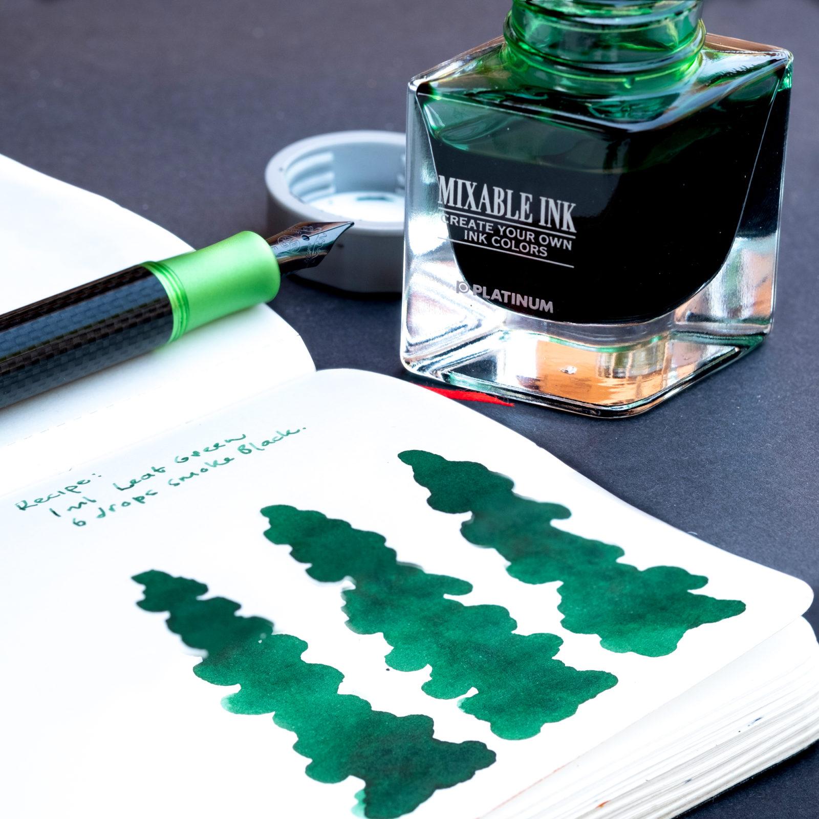 Ink Recipe 10