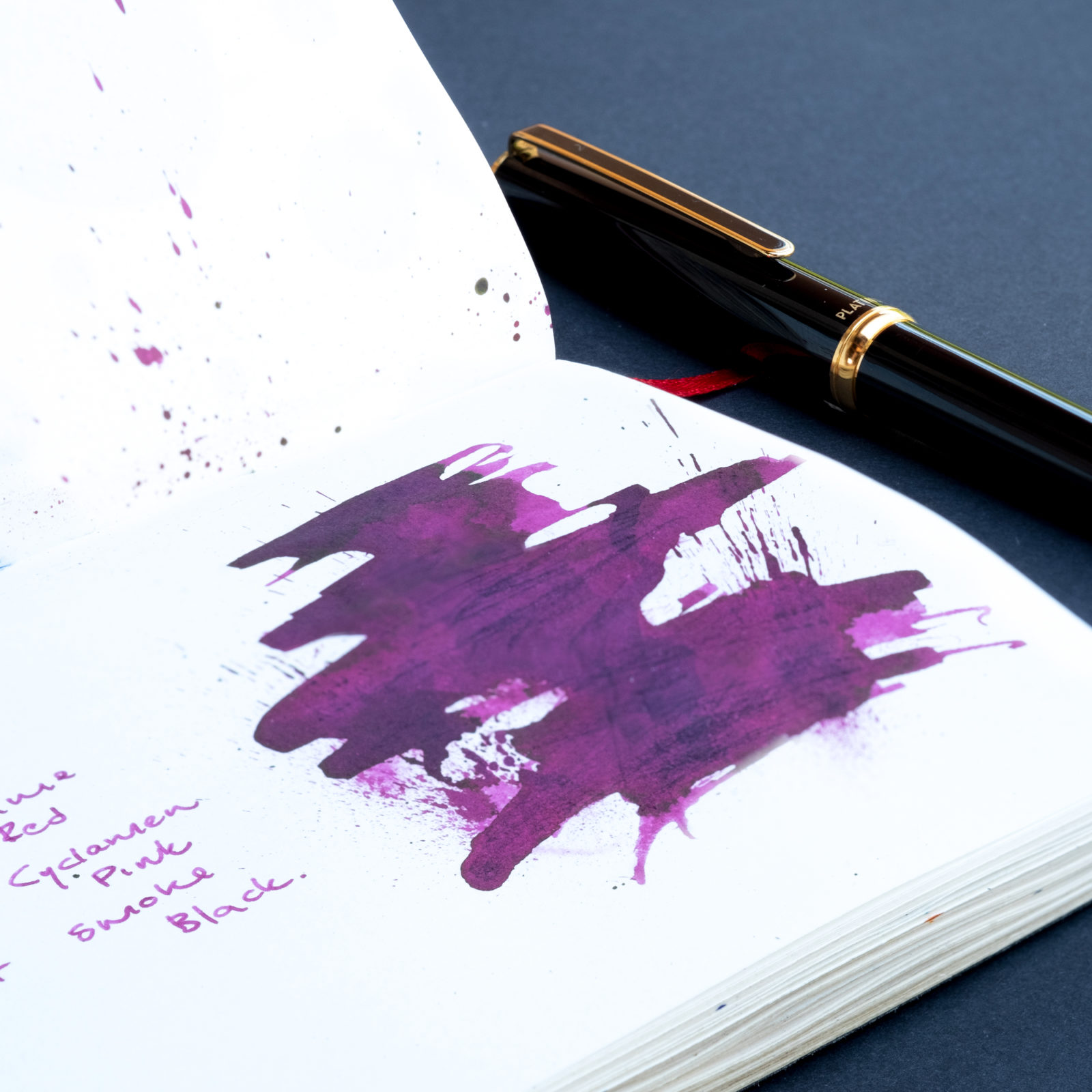 Ink Recipe 12