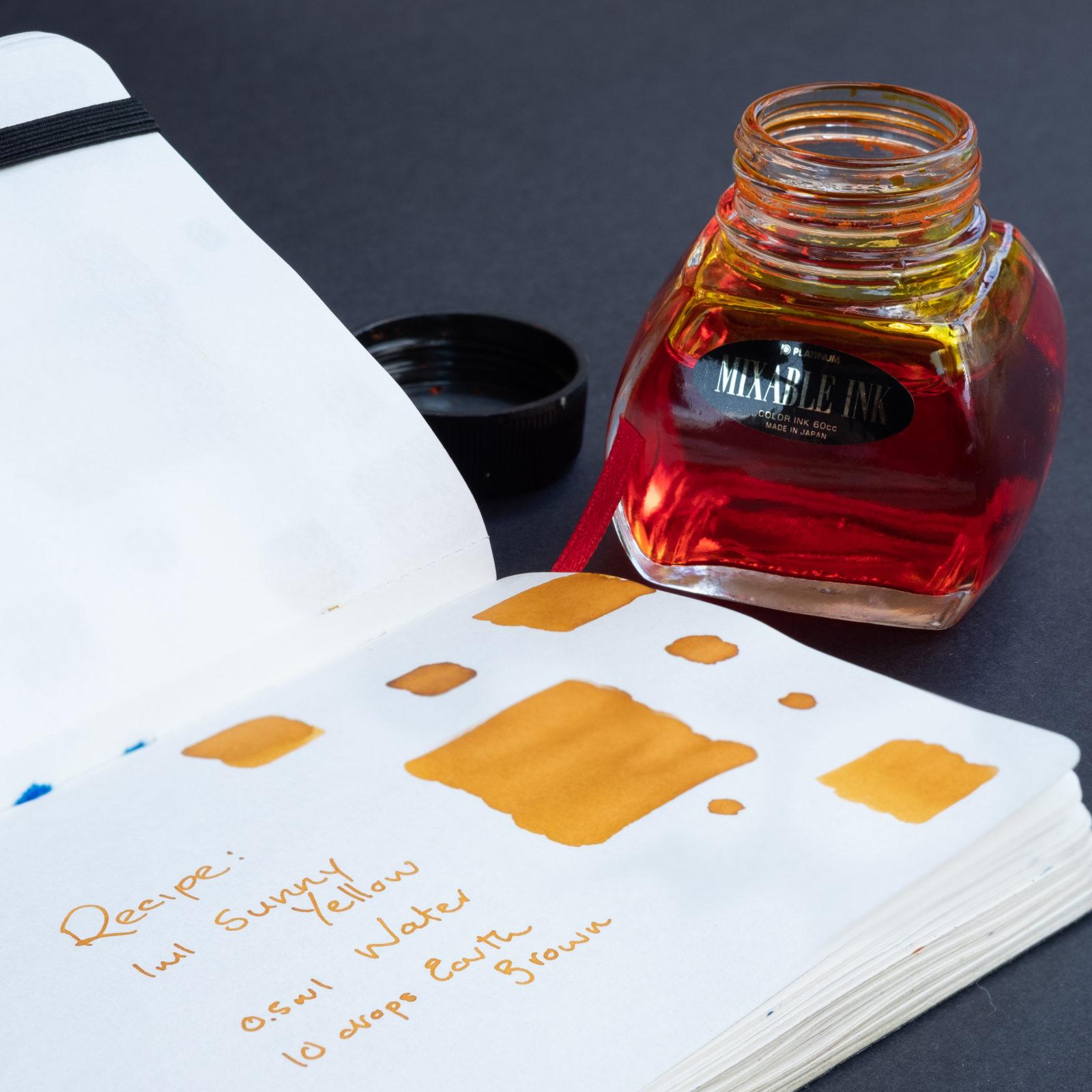 Ink Recipe 15
