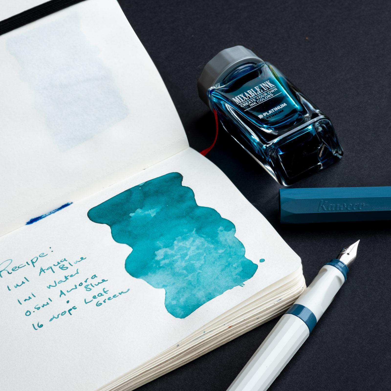 Ink Recipe 16