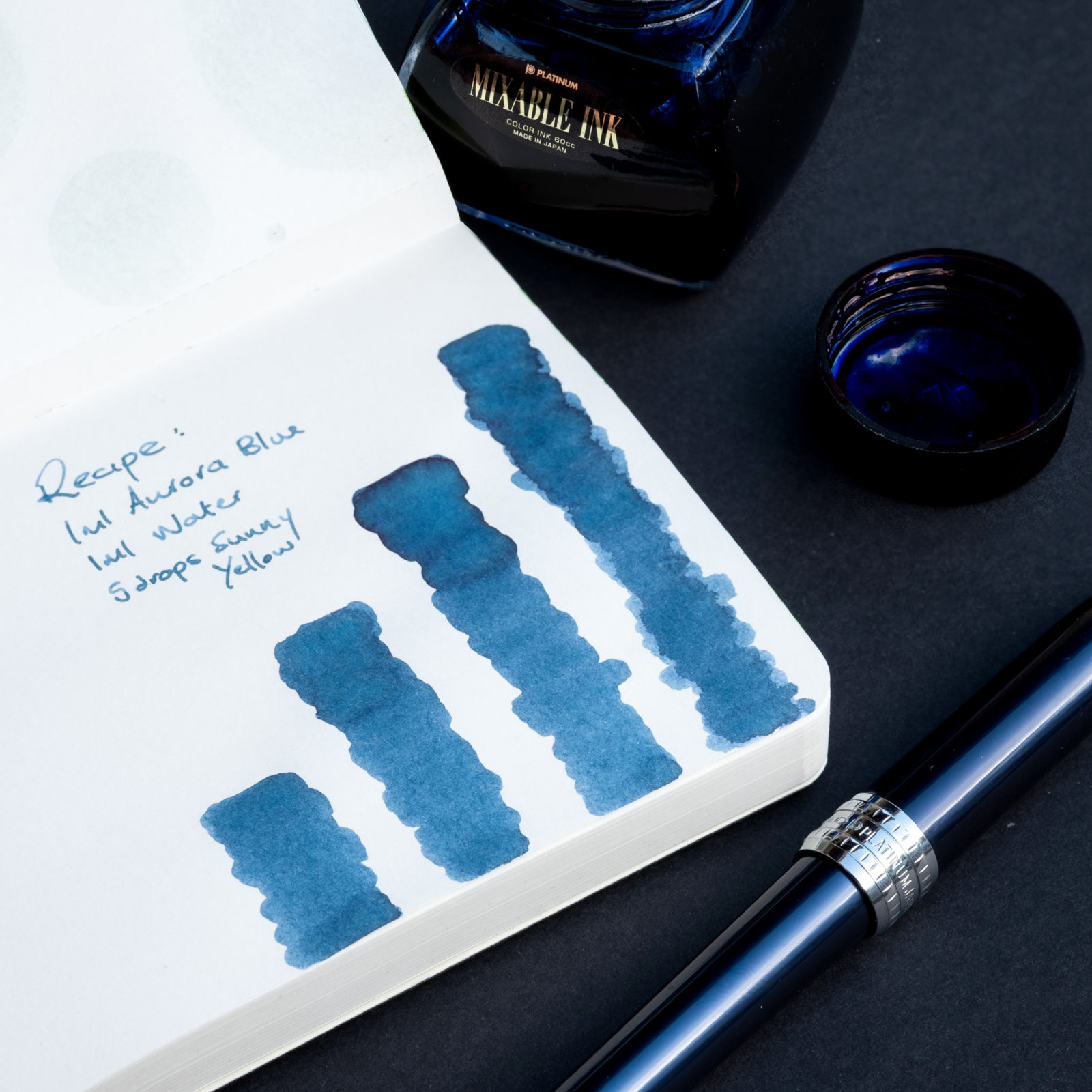 Ink Recipe 19