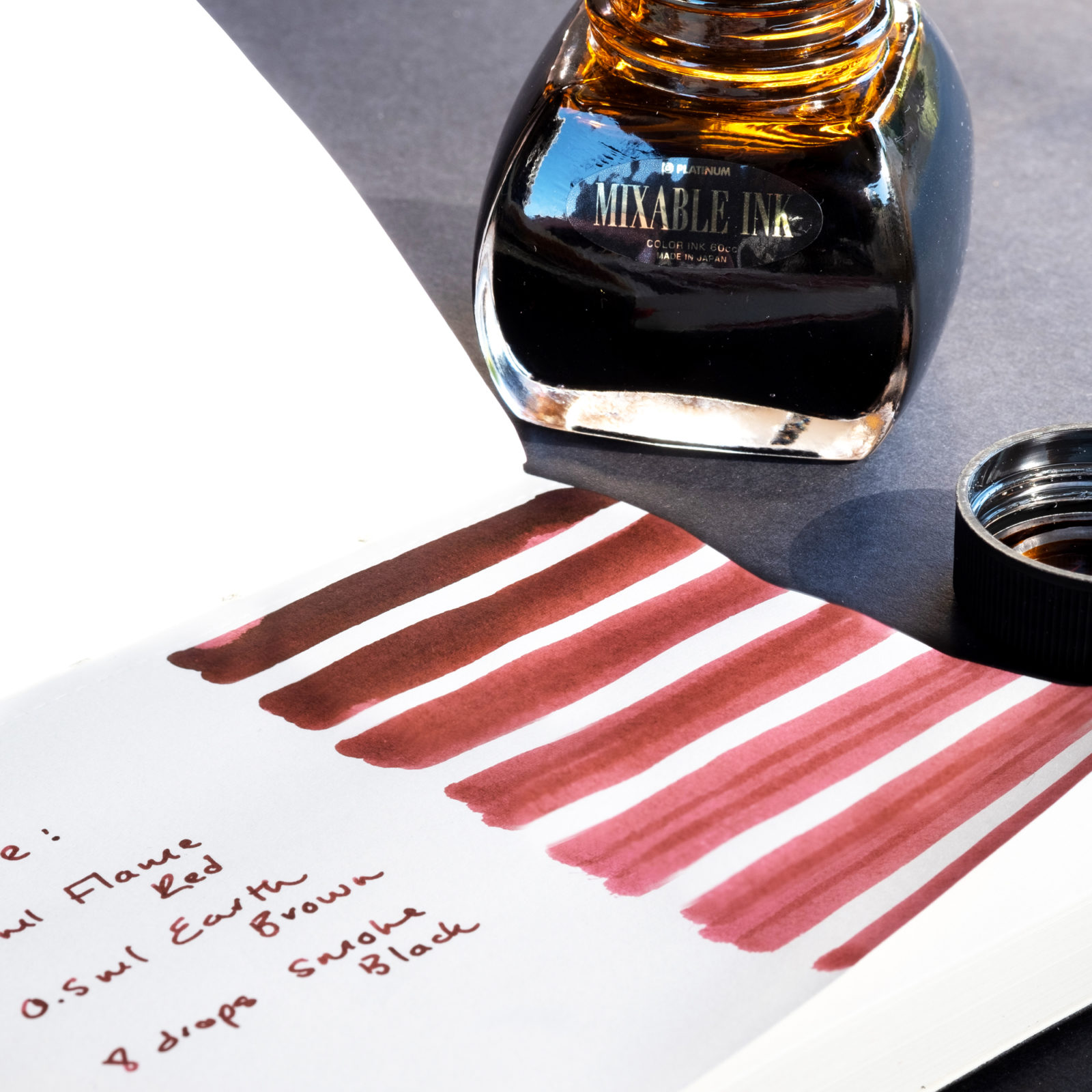 Ink Recipe 22