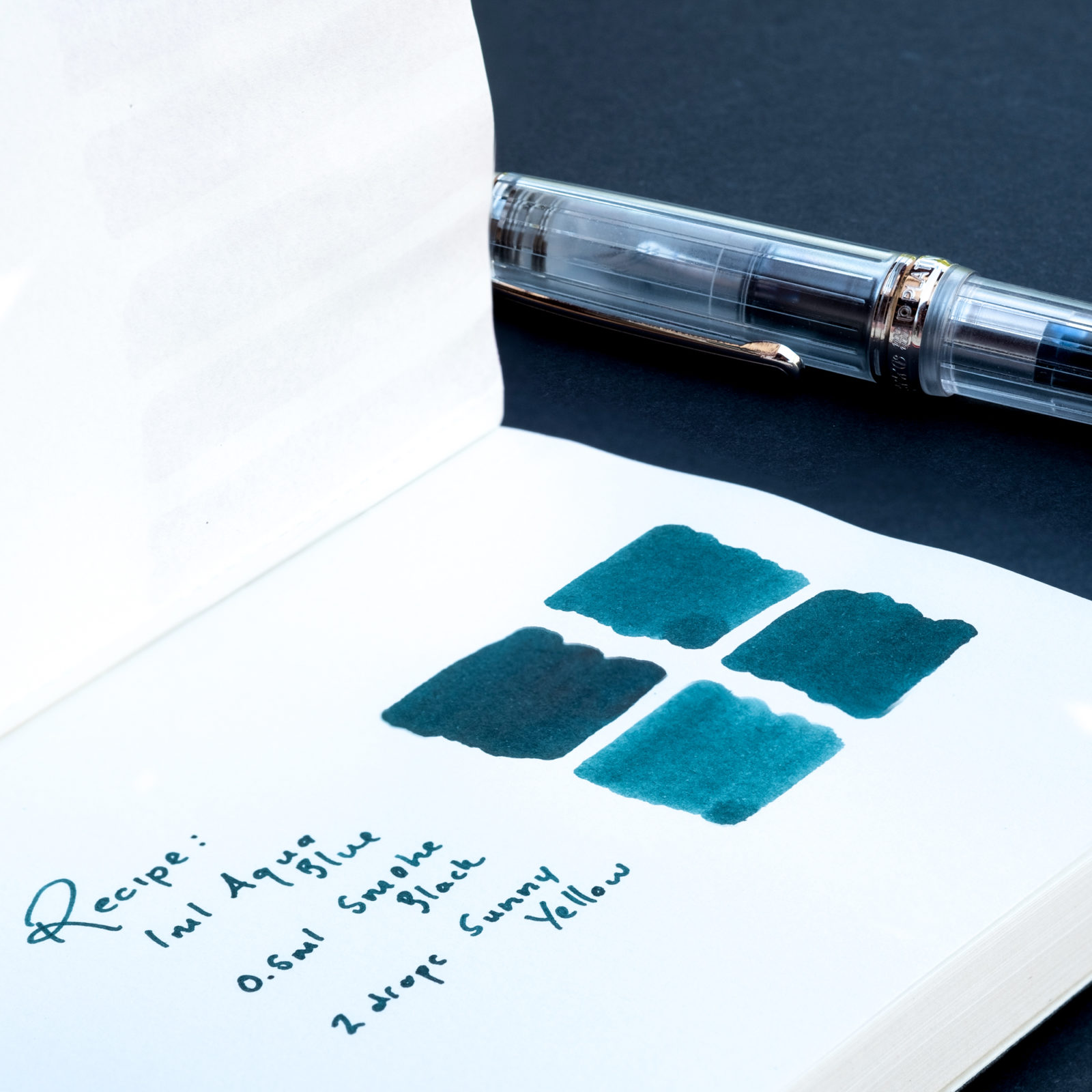 Ink Recipe 23