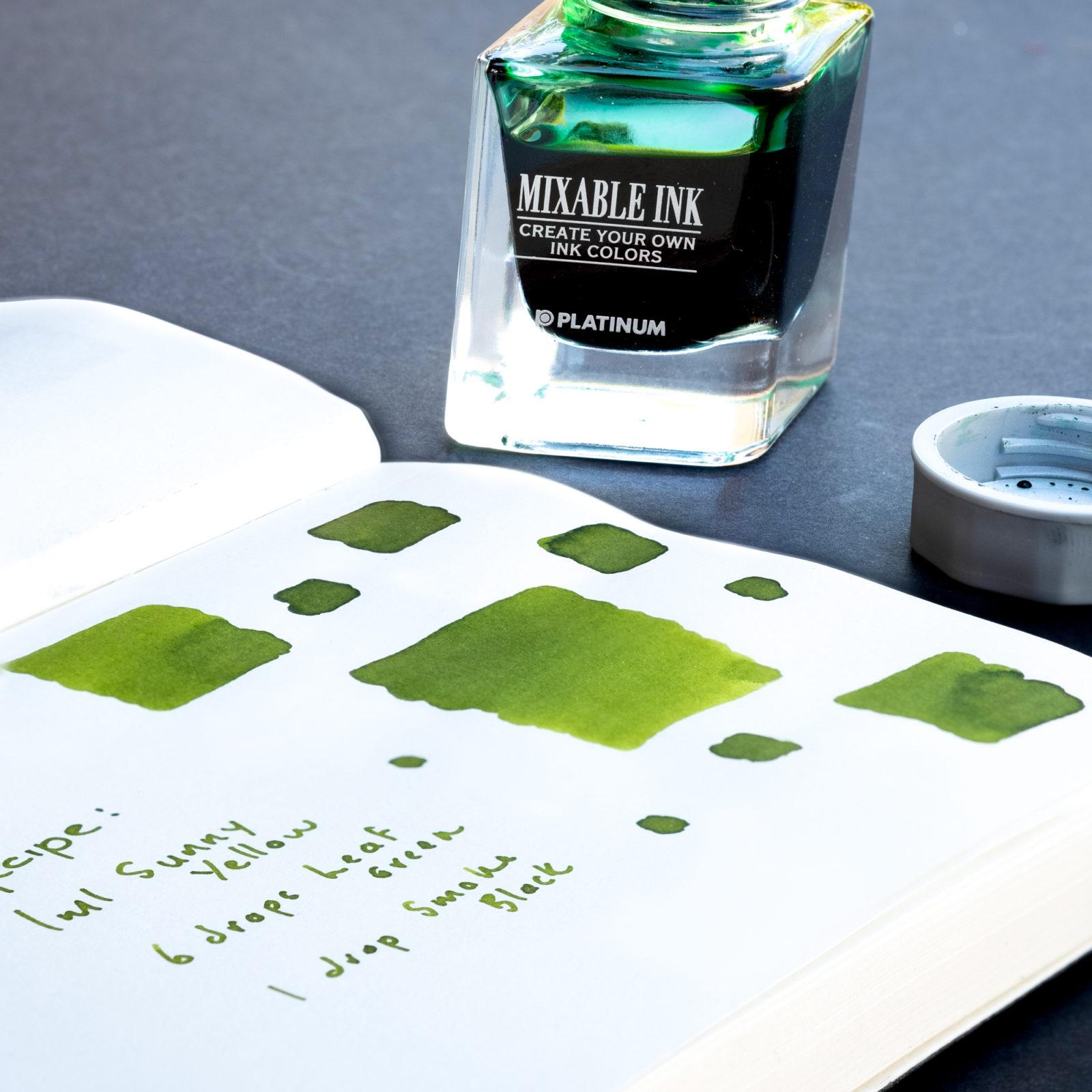 Ink Recipe 24