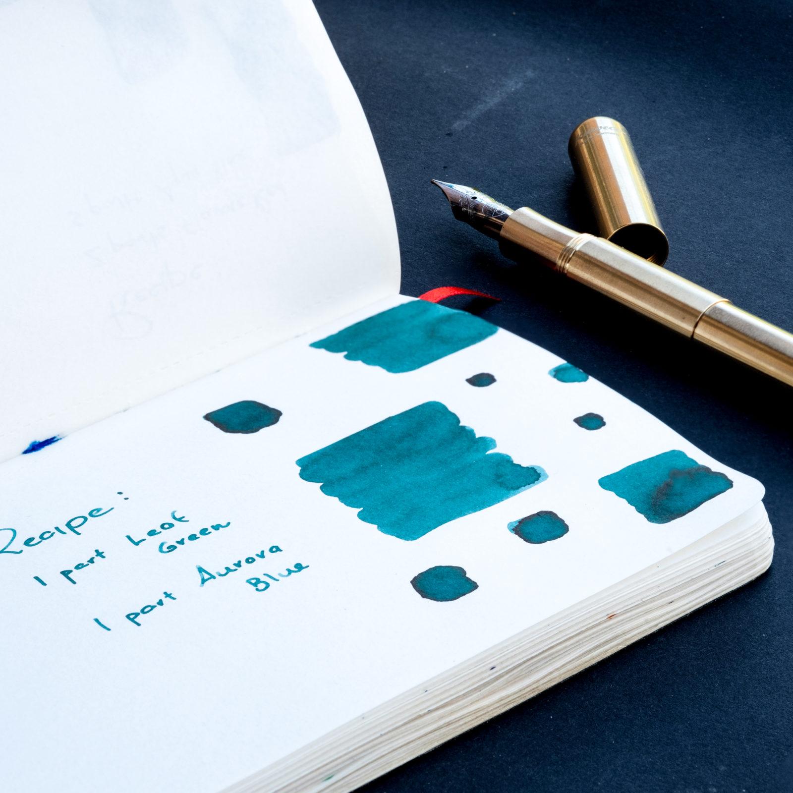 Ink Recipe 7