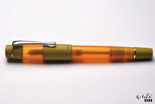 Opus 88 Koloro Fountain Pen - Orange