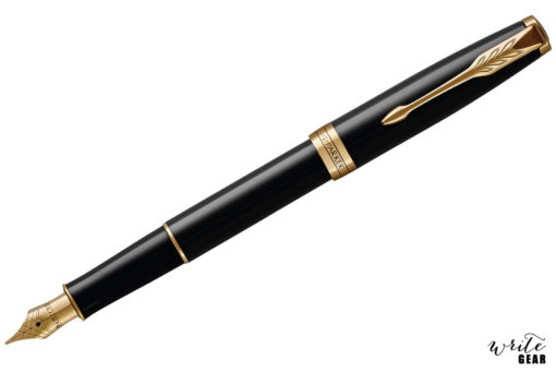 Parker Sonnet Fountain Pen - Gold Trim
